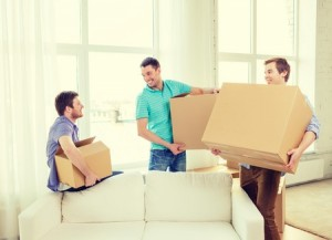students moving out at end of tenancy