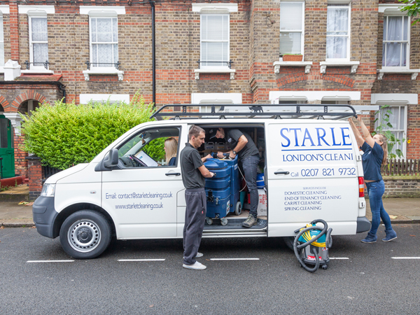 Starlet Cleaning London